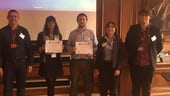 Prize winners at the first Nanoscience: A celebration conference