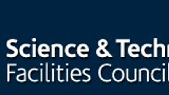 Logo of the Science and Technology Facilities Council