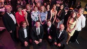 Group photo of winners at the enriching student life awards