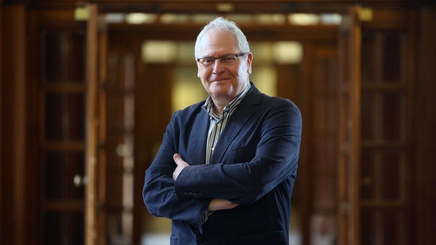Prof Kevin Morgan