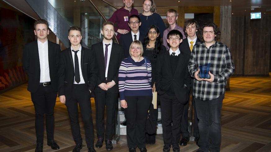 COMSC Student Mentors 2018
