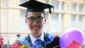 Image of Ken, a Malaysian Engineering student