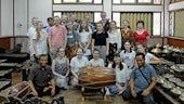 Cardiff University Gamelan Ensemble at Institut Seni Indonesia Surakarta