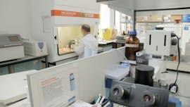 Cancer laboratory