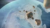 Greenland meteorite