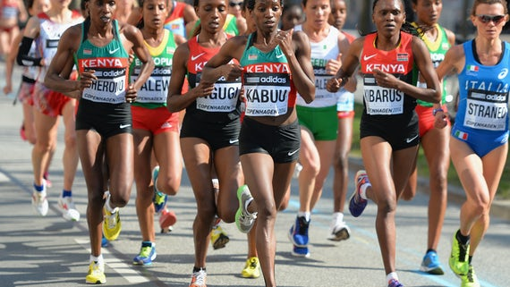 World Half Runners
