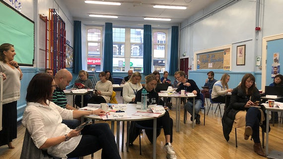 Learning and mentoring programme Albany Road Primary School