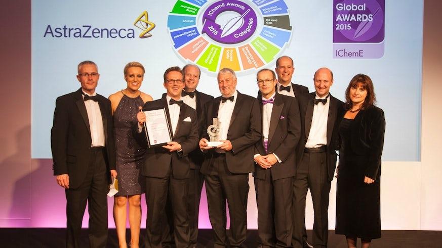 innovation award for gold catalyst