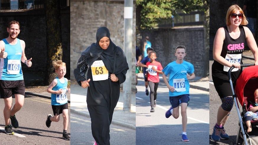 Butetown Mile fun run 2019