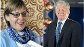 Professor Sophie Gilliat-Ray and Professor Ian Weeks