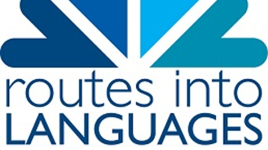 Route into Languages logo