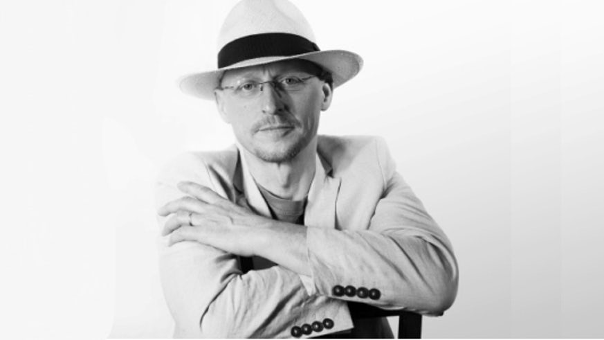 Poet and novelist Jörg Bernig