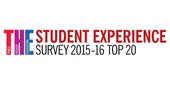THE 2016 student experience logo
