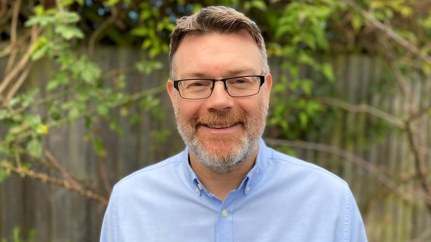 Dr David Beard headshot