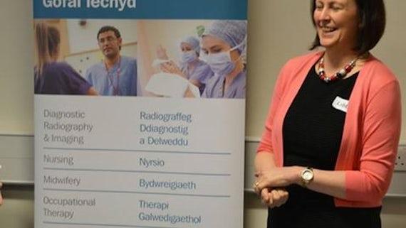 Libby Baraz Lecturer Midwifery Cardiff University