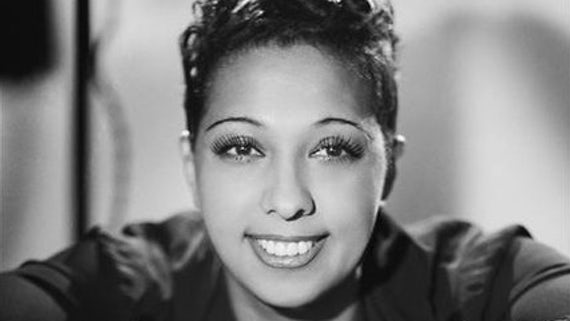 Josephine Baker (Credit: Studio Harcourt, Public domain, via Wikimedia Commons)