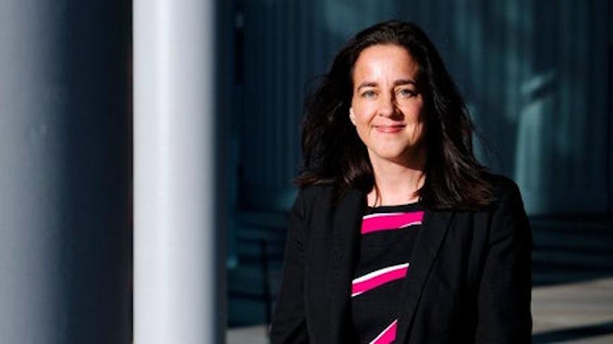 Professor Karin Wahl-Jorgensen, credit: Åsa Westerlund