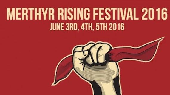 Merthyr Rising 2016