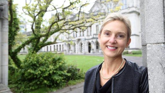 Professor Diana Huffaker