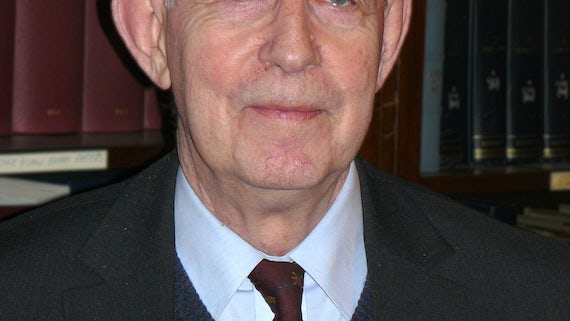 Professor Peter Wells