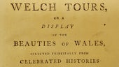 George Sael, Collection of Welch tours (1797)