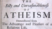 Folly of Atheism