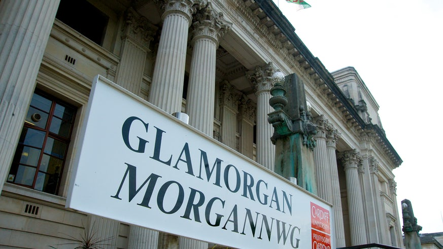Glamorgan sign