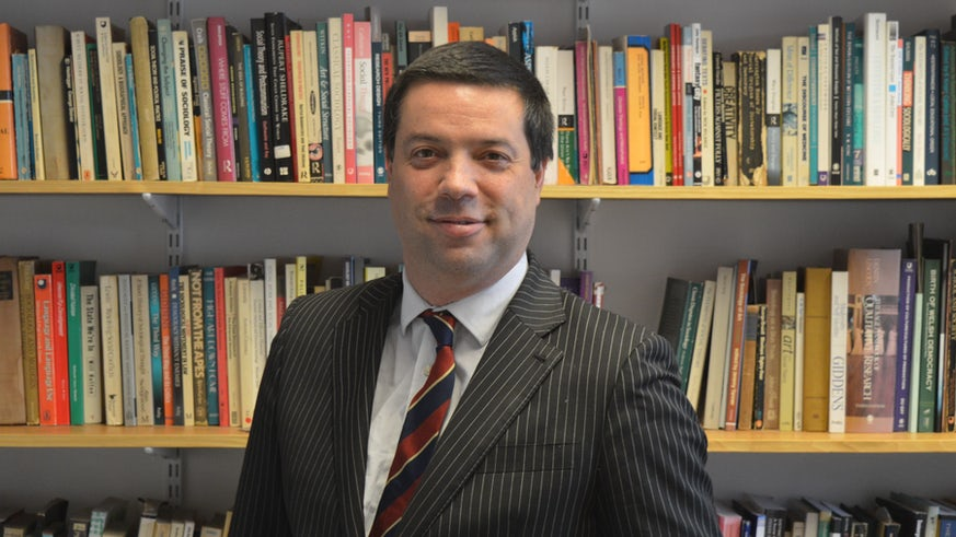 Professor WIlliam Housley