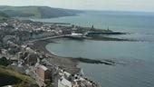 Aberystwyth (llun: BBC Radio Cymru)
