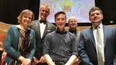 Andy Wareham RWCMD Cory Composition Prize