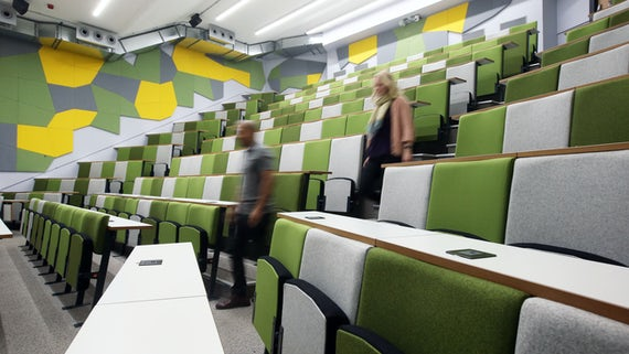 One of our lecture theatres