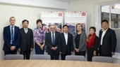 delegates from Chinas BNU university