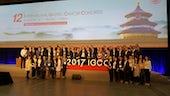 IGCC/CUKC Conference 2017 delegation, Beijing