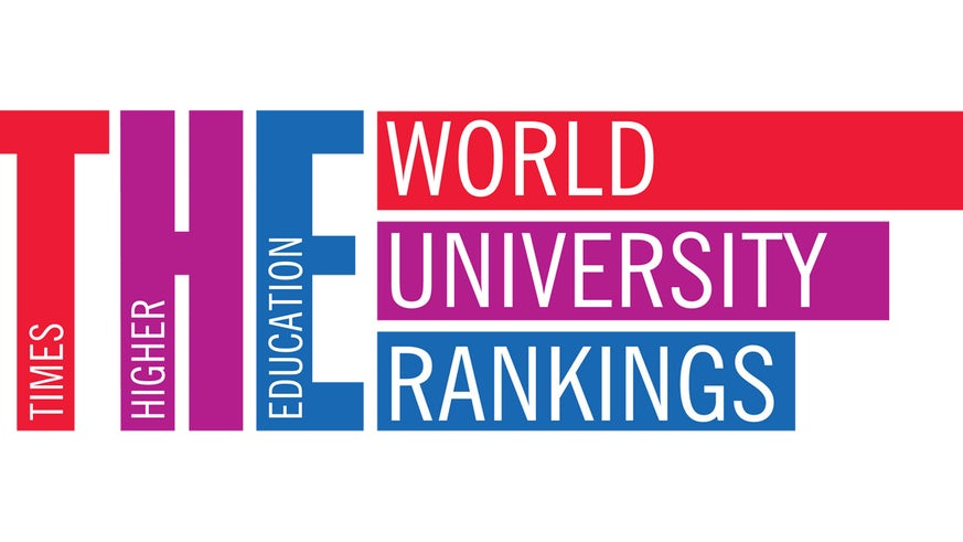 THE World University Rankings logo