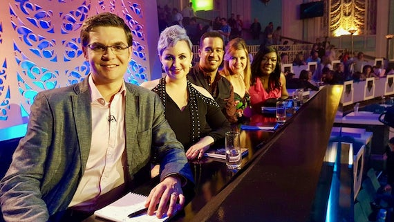 Sing Ultimate A Cappella Judges Sky1