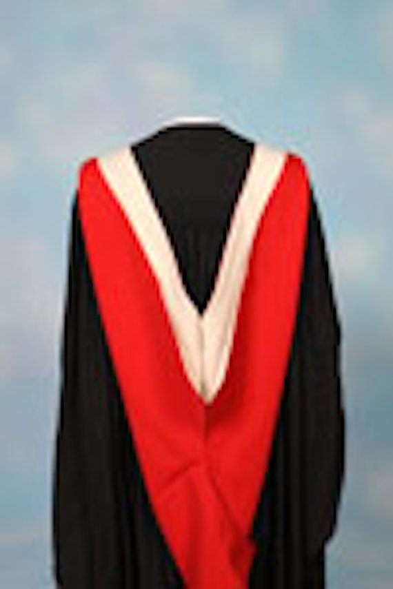 Image of a Certificate Gown