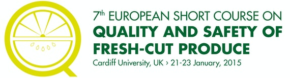 7th European Short Course on Quality and Safety of Fresh-Cut Produce