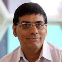 Professor Dipak Ramji