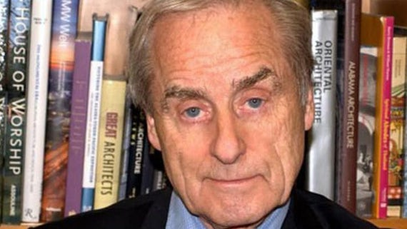 Journalist and Editor Sir Harold Evans