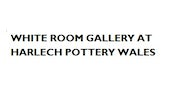Logo for White Room Gallery