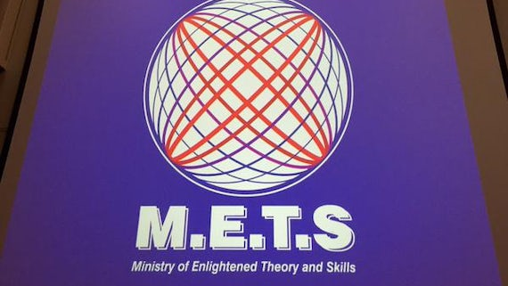 STEM Live event - METS logo