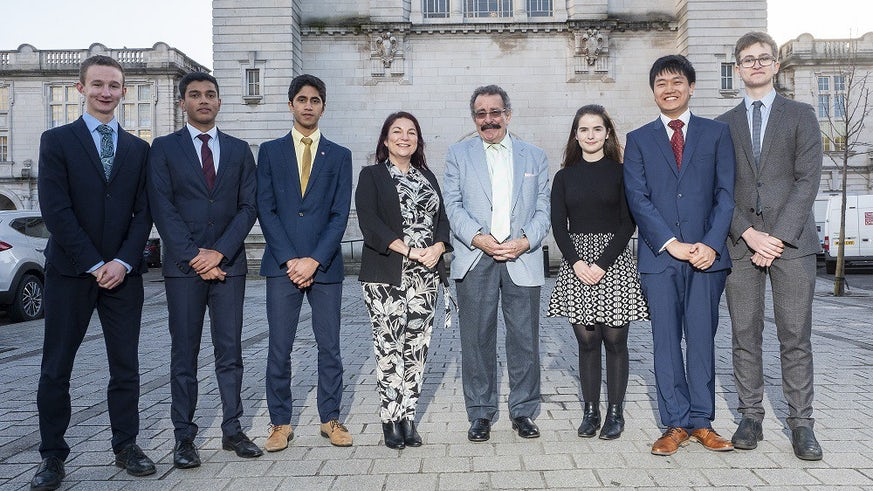 Professor Lord Robert Winston lecture