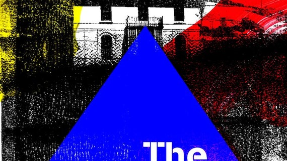 book cover of The Blue Tent