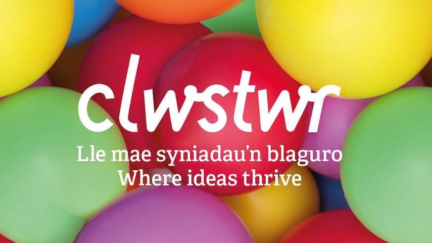 Clwstwr balloons