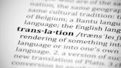 Translation definition