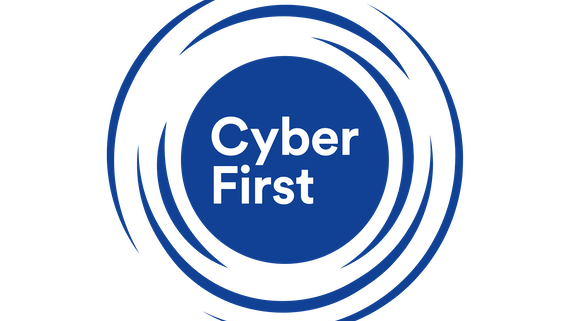 CyberFirst logo