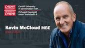 Kevin McCloud MBE