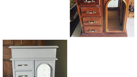 Molly Papadopoullos - Upcyled Drawer unit