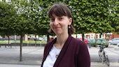 Cardiff University researcher Joanna Martin