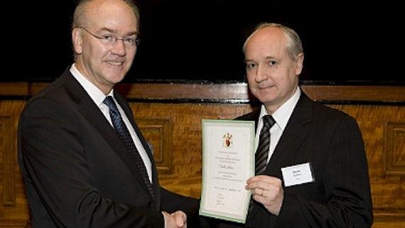 Professor Derek Gallen of the Wales Deanery